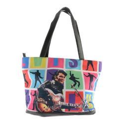Women's Elvis Presley Signature Product Elvis 68in Travel Tote Black