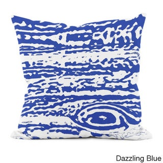 18x18-inch Abstract Decorative Throw Pillow