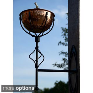 Maui Grande Outdoor Sconce Torches (Set of 2)