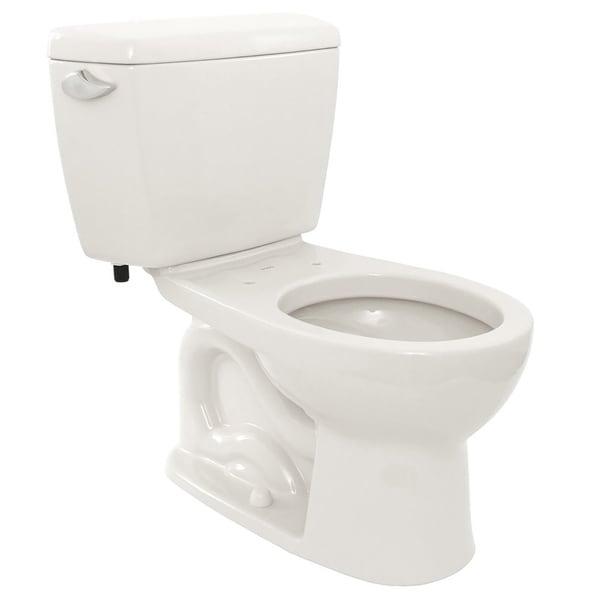 Toto Drake G Max Round Cotton White Toilet Free