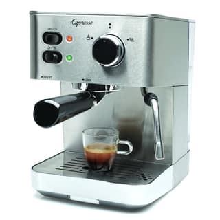 Capresso EC PRO Professional Espresso & Cappuccino Machine|https://ak1.ostkcdn.com/images/products/8824599/Capresso-EC-PRO-Professional-Espresso-Cappuccino-Machine-P16057129.jpg?impolicy=medium