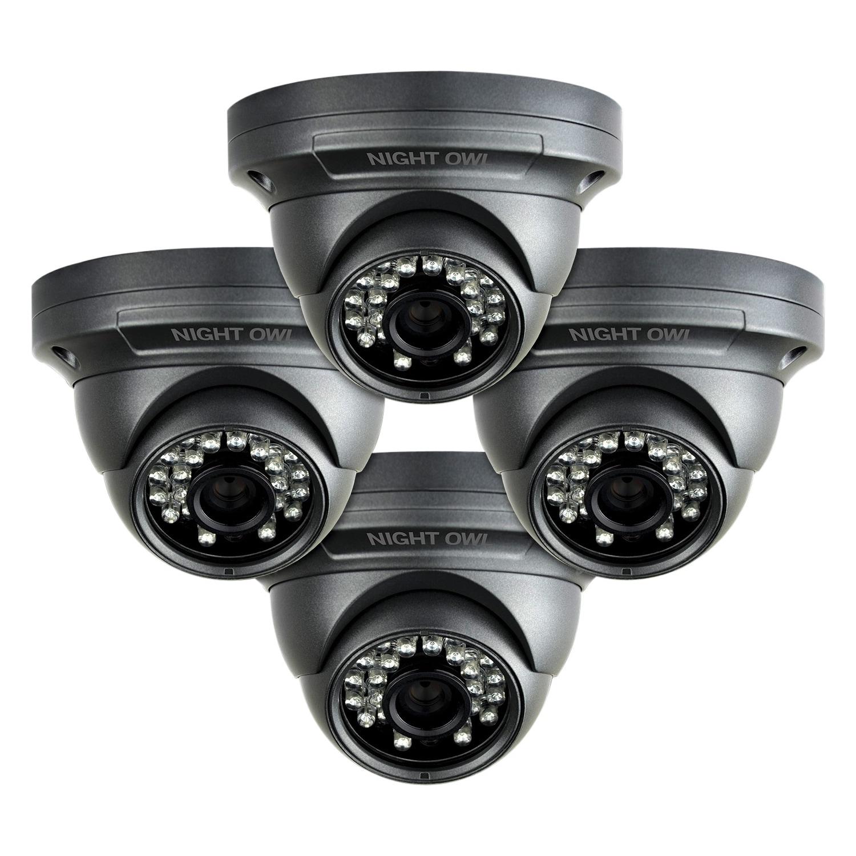 Shop Night Owl CAM-4PK-724 Surveillance Camera