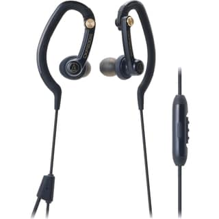 Audio-Technica ATH-CKP200iS SonicSport In-Ear Headphones for Smartpho