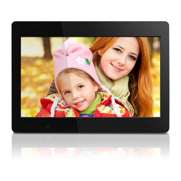 Shop Aluratek 18.5 inch Digital Photo Frame with 4GB Built