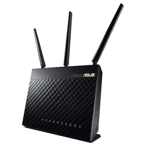 Asus RT-AC68U IEEE 802.11ac Ethernet Wireless Router