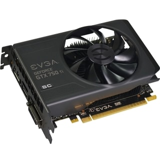 EVGA GeForce GTX 750 Ti Graphic Card - 1.18 GHz Core - 2 GB GDDR5 - P