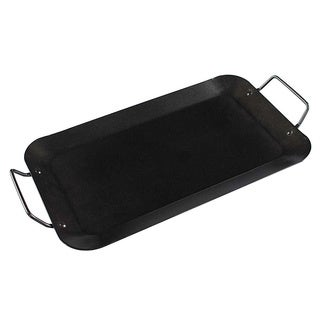 Coleman Steel Non-stick Griddle - Black
