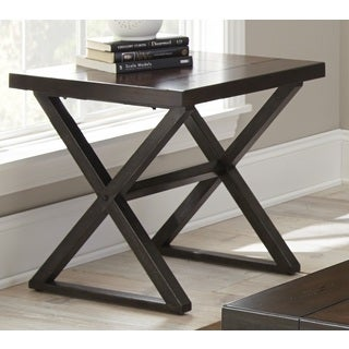 Oldham Trestle End Table by Greyson Living