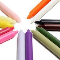 10-inch Straight Taper Candles (144pcs/Case) Bulk