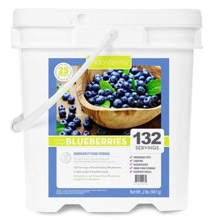 Lindon Farms Freeze Dried Blueberries (132 Servings)