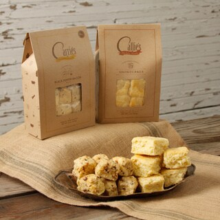 Callie's Black Pepper Bacon Biscuits and Shortcakes Combo (Set of 2)
