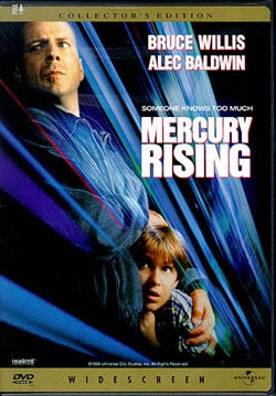 Mercury Rising (Collector's Edition) (DVD)