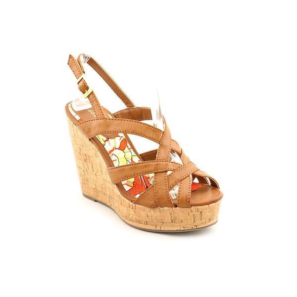 Madden Girl Women's 'Ennette' Polyurethane Sandals