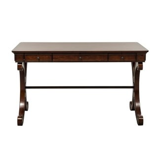Brookview Rustic Cherry Writing Desk