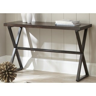 Oldham Trestle Style Sofa Table by Greyson Living
