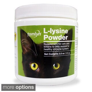 Tomlyn L-Lysine Healthy Immune System Supplement for Cats