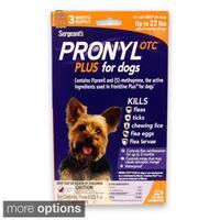 Pronyl OTC Plus Flea/ Tick Treatment for Dogs