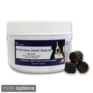 K9 Optimal Joint Health Supplement Soft Chews (2 options available)