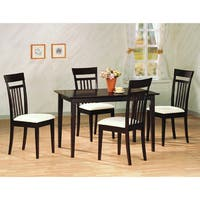 Coaster Company Andrew's Cappuccino 5-piece Dining Set