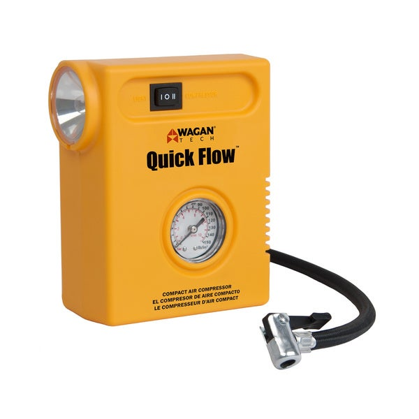 Quick Flow Compact Air Compres. Opens flyout.