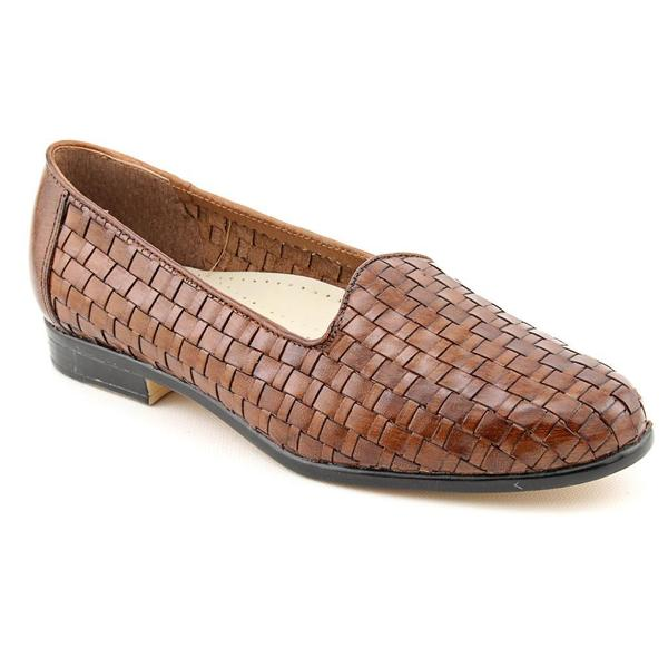 2b65d835444 Shop Trotters Women s  Liz  Leather Casual Shoes - Extra Wide (Size ...