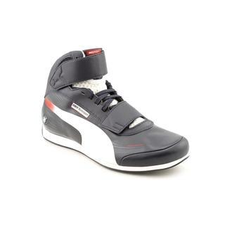 Puma Men's 'Evospeed Mid BMW 1.2' Faux Leather Athletic Shoe