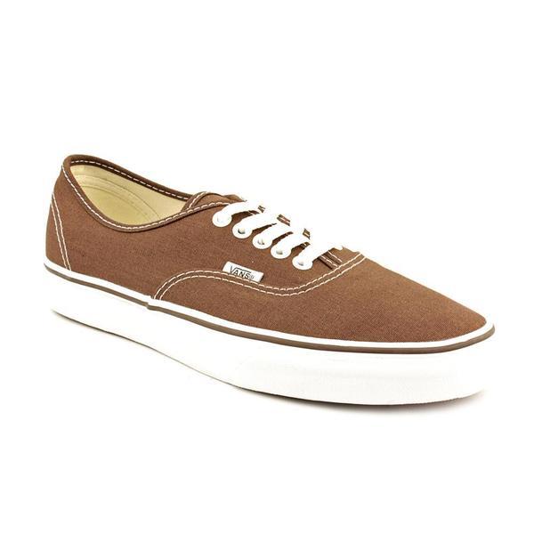 ... Men s Athletic Shoes. Vans Men  x27 s   x27 Authentic  x27  Basic  Textile b1ede99e5