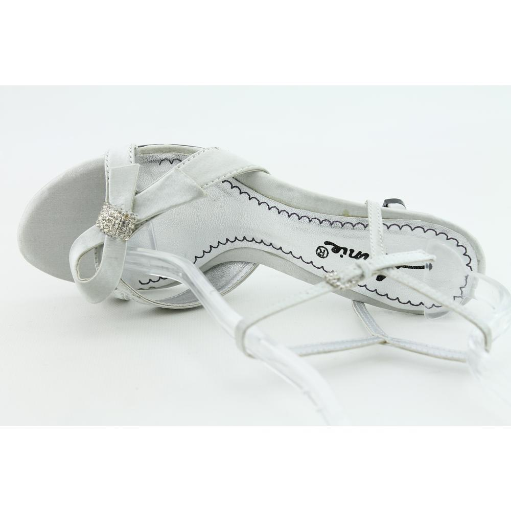 Engagement' Satin Sandals - Extra Wide