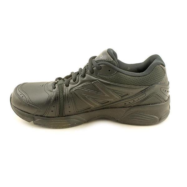 MX519' Leather Athletic Shoe (Size 9.5