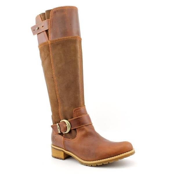 artiglieria circondato Senato  Shop Timberland Women's 'Bethel Tall' Leather Boots (Size 11 ) - Overstock  - 8836022