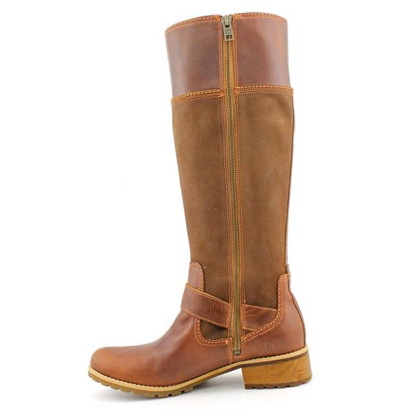 Bethel Tall' Leather Boots (Size