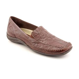 Elites by Walking Cradles Women's 'Tippy' Leather Casual Shoes - Narrow (Size 10 )