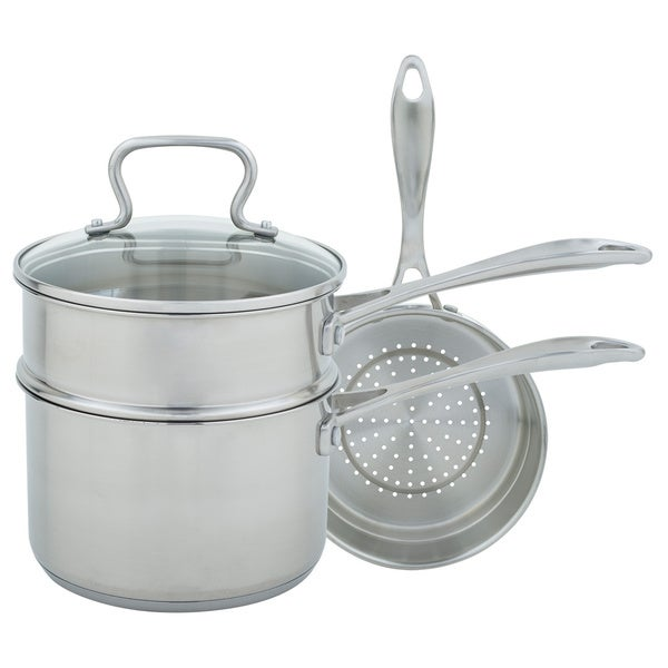 Range Kleen Mulit 4-piece Sauce Pan Set