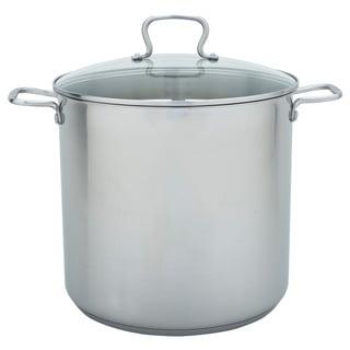 Range Kleen Covered Stock 20 Quart Pot