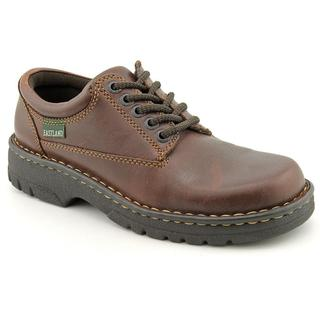 Eastland Women's 'Plainview' Leather Casual Shoes - Wide (Size 7.5 )