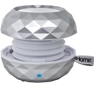 iHome iBT66 Speaker System - 3 W RMS - Battery Rechargeable - Wireles
