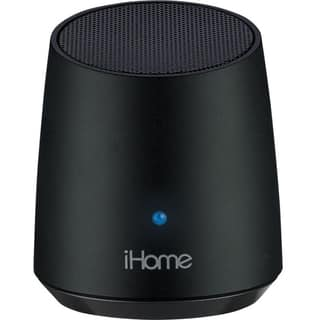 iHome iBT69 Speaker System - 3 W RMS - Battery Rechargeable - Wireles|https://ak1.ostkcdn.com/images/products/8837302/P16068051.jpg?impolicy=medium