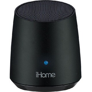 iHome iBT69 Speaker System - 3 W RMS - Battery Rechargeable - Wireles
