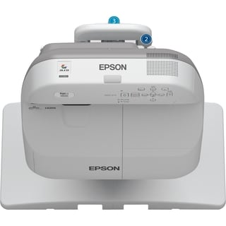 Epson BrightLink 585Wi LCD Projector - 720p - HDTV - 16:10
