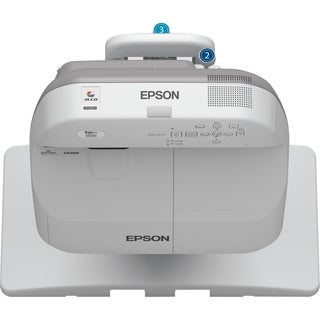 Epson BrightLink 575Wi LCD Projector - 720p - HDTV - 16:10