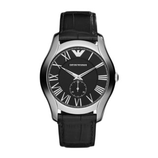 Armani Men's AR1703 Classic Black Watch