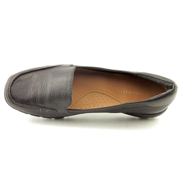 Abide' Leather Casual Shoes - Wide