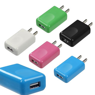 INSTEN Universal Square Travel Charger Adapter