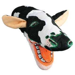 Holstein Cow Quilted Cotton Oven Mitt