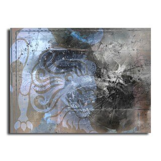 Ready2HangArt 'Zodiac Study: Leo' Oversized Canvas Wall Art
