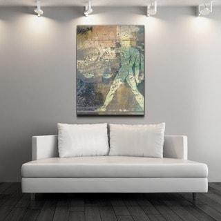 Ready2HangArt 'Zodiac Study: Libra' Oversized Canvas Wall Art