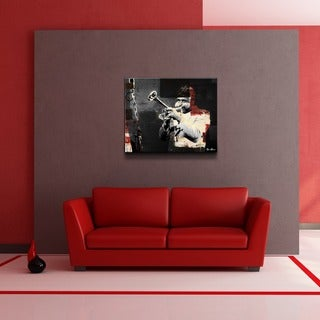 Ready2HangArt 'The Color of Jazz XIX' Canvas Wall Art
