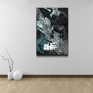 Ready2HangArt 'The Color of Jazz VIII' Oversized Canvas Wall Art