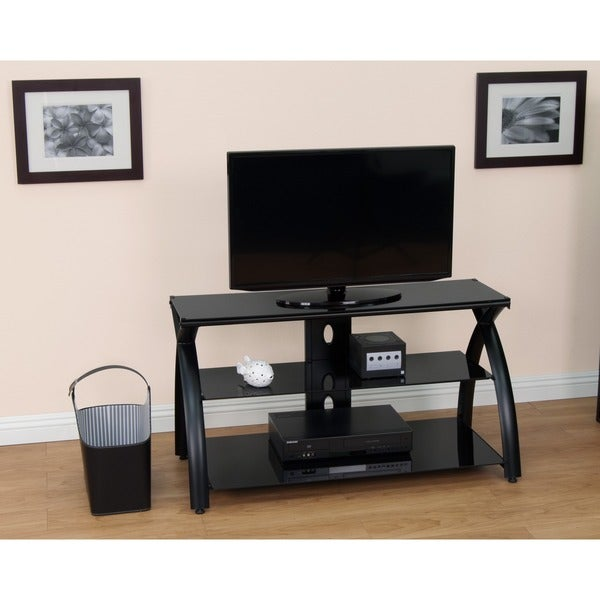 calico designs futura 42 in wide x 19 in deep x 225 in high tv stand free shipping today