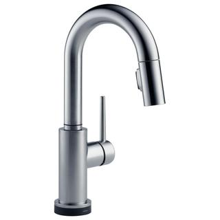 Trinsic Single Handle Pull-Down Bar/Prep Faucet Featuring Touch2O Technology